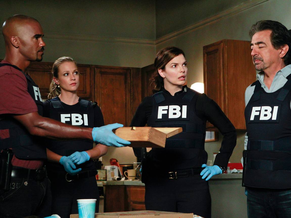 Criminal Minds - Season 8 Episode 02: The Pact