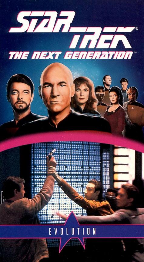 Star Trek: The Next Generation - Season 3 Episode 01: Evolution