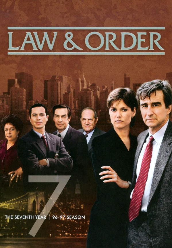 Law and Order - Season 7 Episode 09: Entrapment