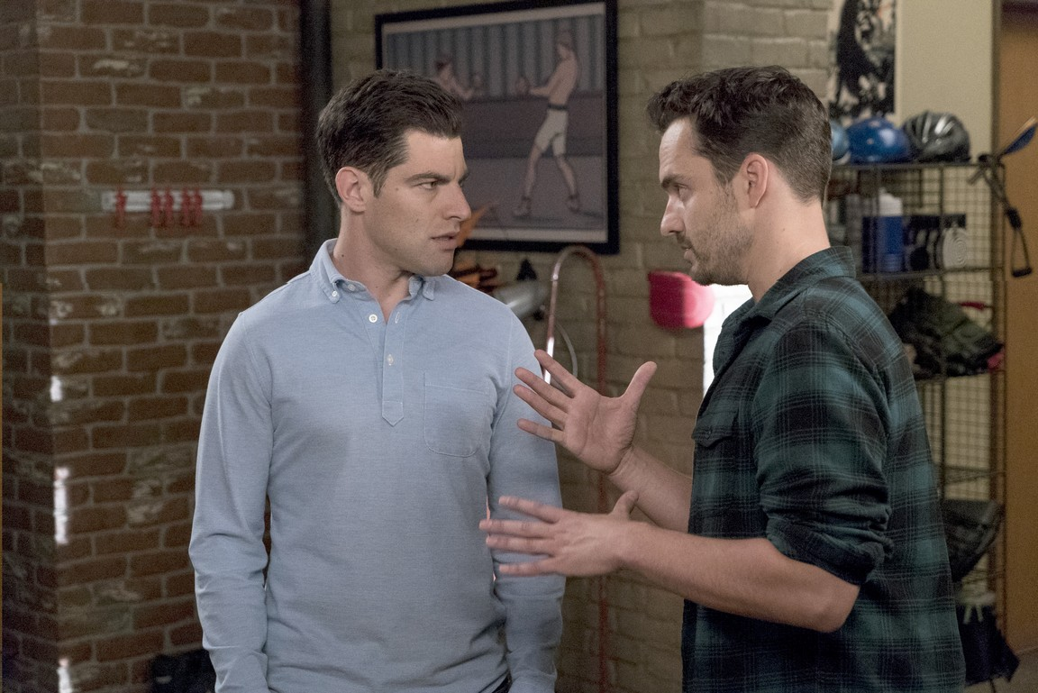 New Girl - Season 5 Episode 5: Bob & Carol & Nick & Schmidt