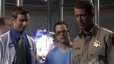 Eureka - Season 2 Episode 06: Noche de Suenos