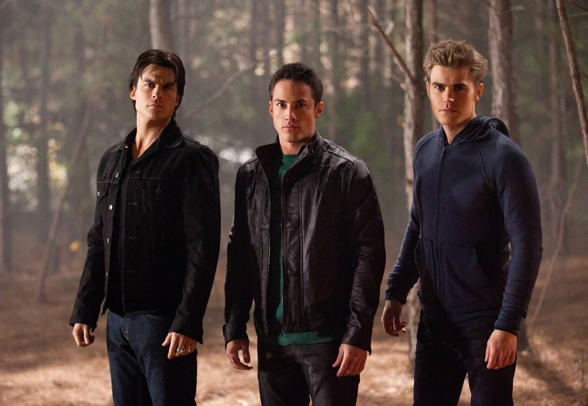 The Vampire Diaries - Season 2 Episode 13: Daddy Issues