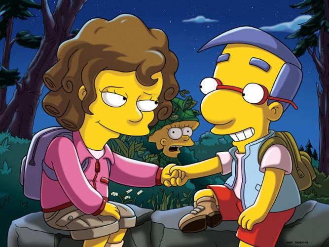 The Simpsons - Season 22 Episode 20: Homer Scissorhands