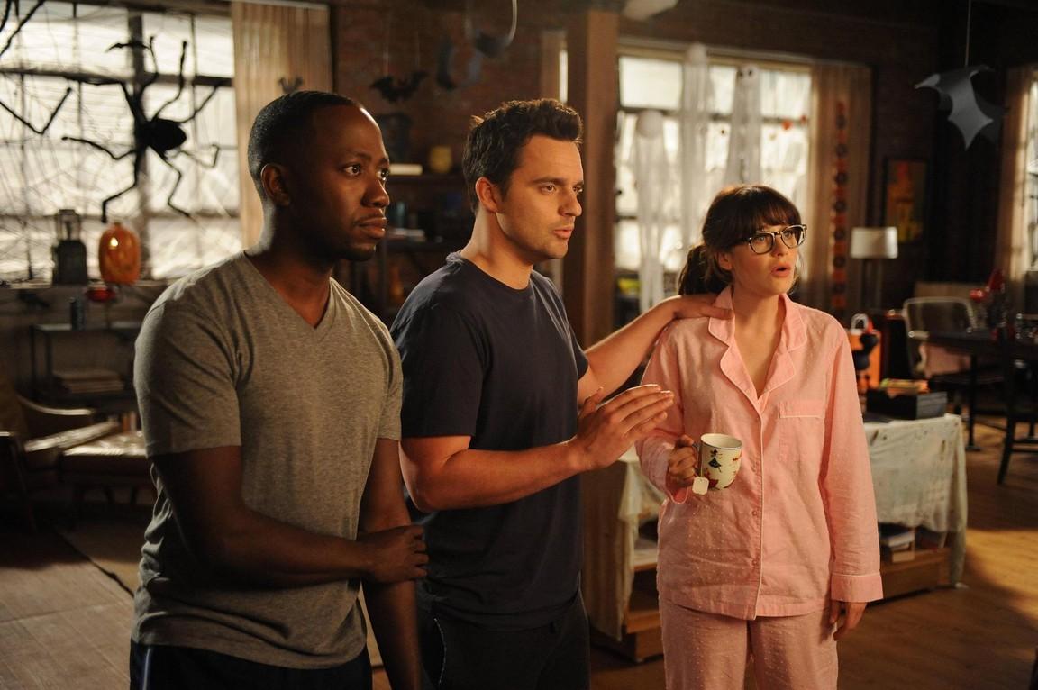 New Girl - Season 3 Episode 6: Keaton