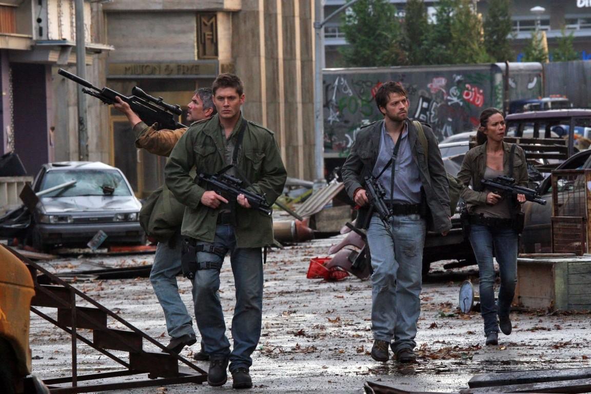 Supernatural - Season 5 Episode 04: The End