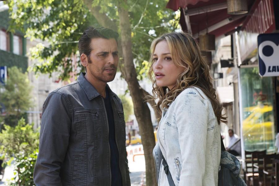 Covert Affairs - Season 5 Episode 11: Trigger Cut