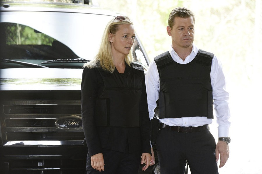 Covert Affairs - Season 5 Episode 13: She Believes