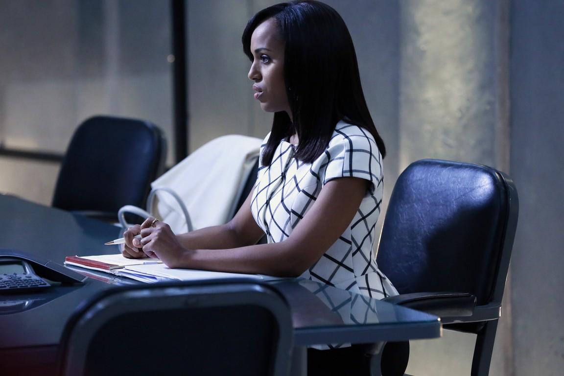 Scandal - Season 4 Episode 08: The Last Supper