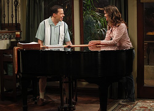 Two and a Half Men - Season 8 Episode 05: The Immortal Mr. Billy Joel