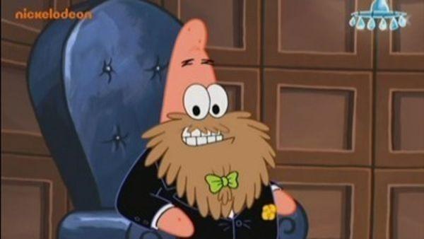 SpongeBob SquarePants - Season 8 Episode 08: Squidward's School for Grown-Ups