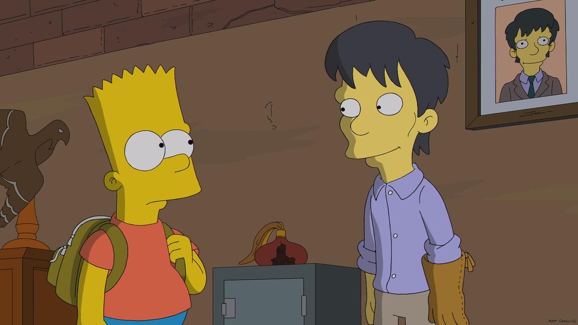 The Simpsons - Season 25