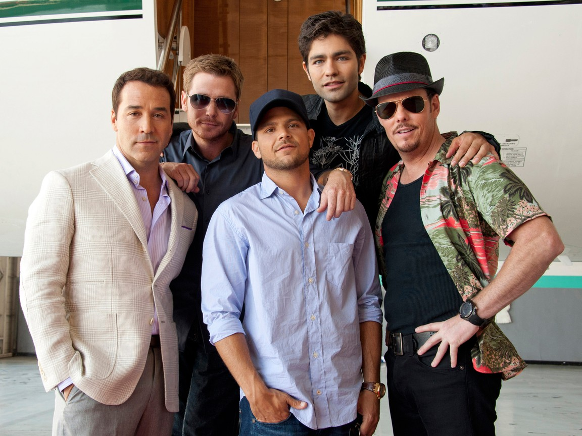 Entourage - Season 8 Episode 08: The End
