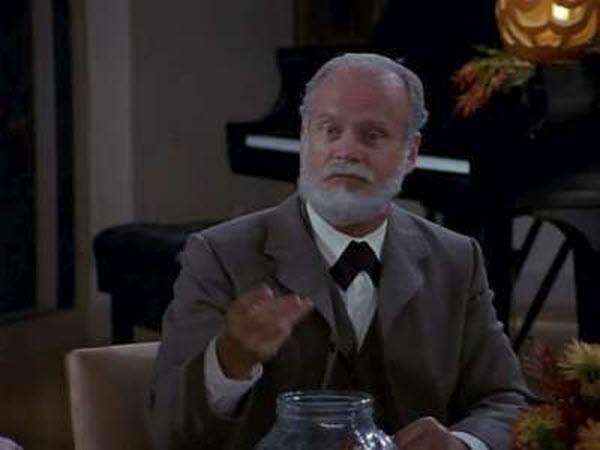 Frasier - Season 9 Episode 06: Room Full of Heroes