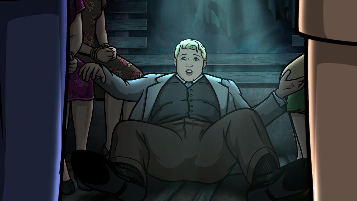 Archer - Season 8 Episode 01: Archer Dreamland: No Good Dead