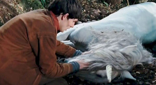 Merlin - Season 1 Episode 11 : The Labyrinth of Gedref
