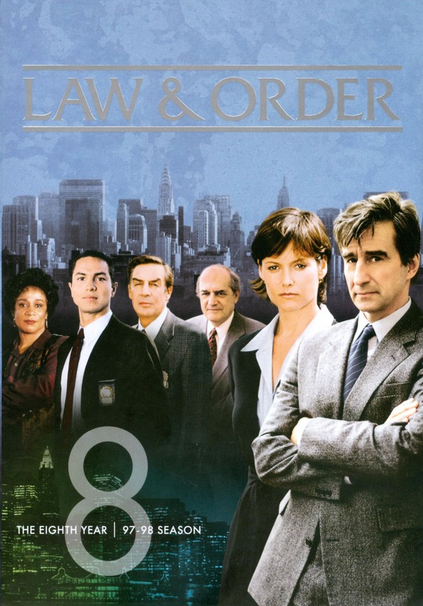 Law and Order - Season 8