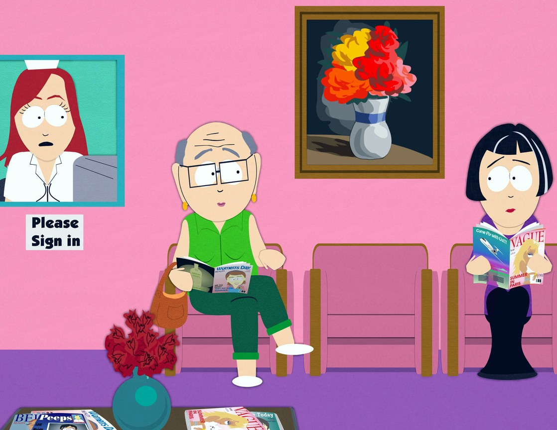South Park - Season 9 Episode 01: Mr. Garrison's Fancy New Vagina