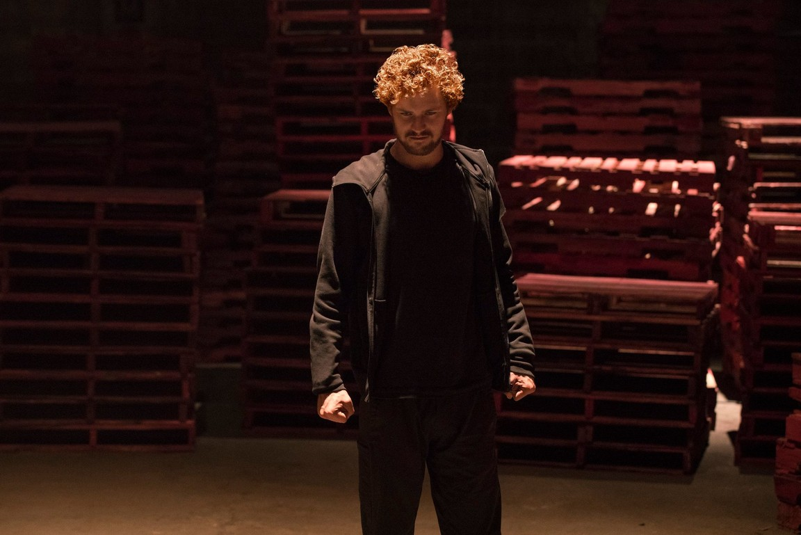 Iron Fist - Season 1 Episode 06: Immortal Emerges from Cave