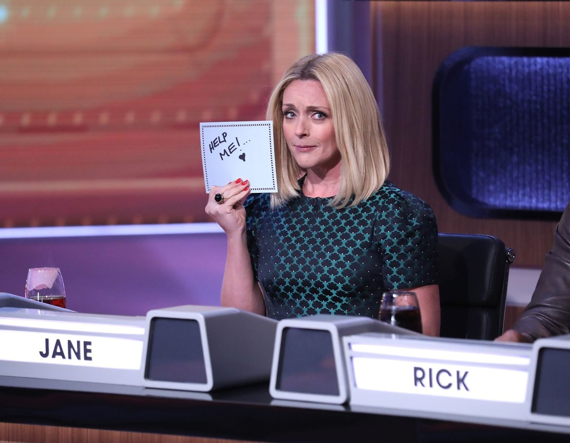 Match Game - Season 2 Episode 12: Tituss Burgess/Jane Krakowski/Sasheer Zamata/Darrell Hammond/Rick Fox/Constance Zimmer