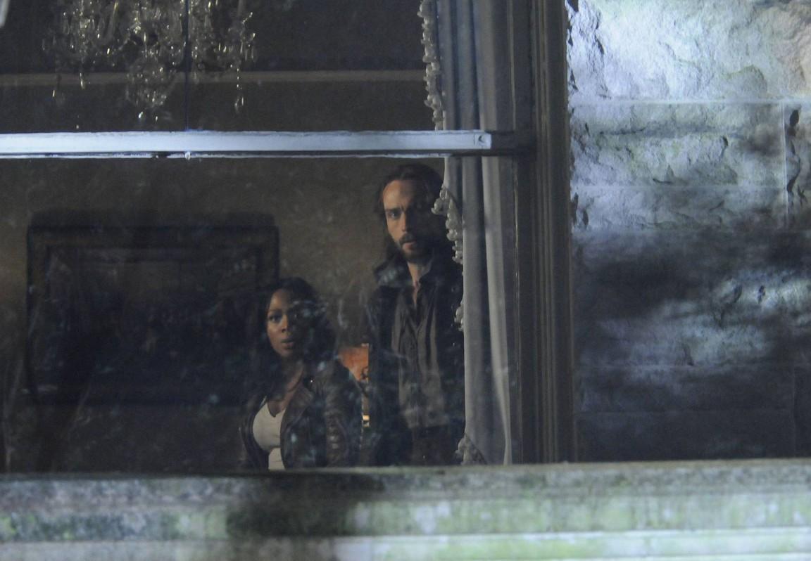 Sleepy Hollow - Season 1 Episode 07: The Midnight Ride