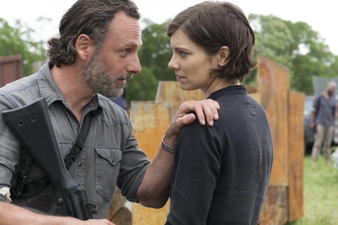 The Walking Dead - Season 8 Episode 01: Mercy