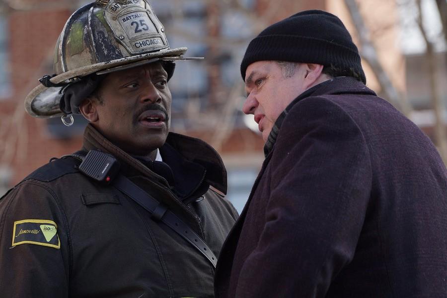 Chicago Fire - Season 3 Episode 19: I Am The Apocalypse