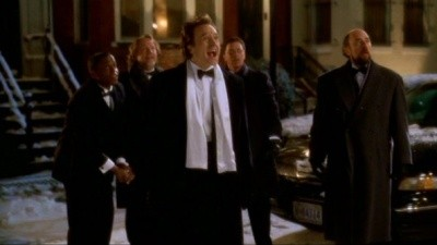 The West Wing - Season 4 Episode 15: Inauguration: Over There (Part 2)