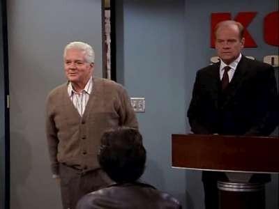 Frasier - Season 9 Episode 22: Frasier Has Spokane