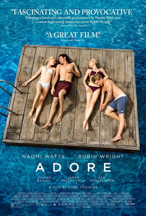 Adore (perfect Mothers / Two Mothers)