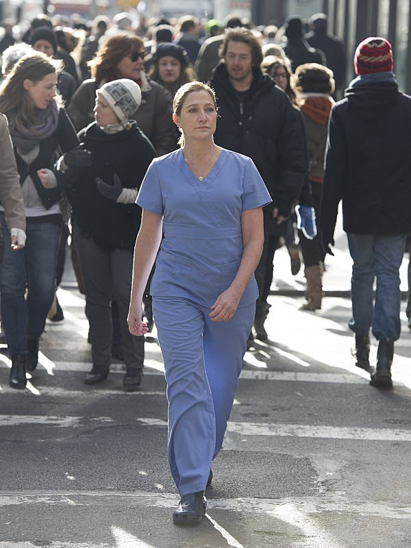 Nurse Jackie - Season 7 Episode 12: I Say a Little Prayer