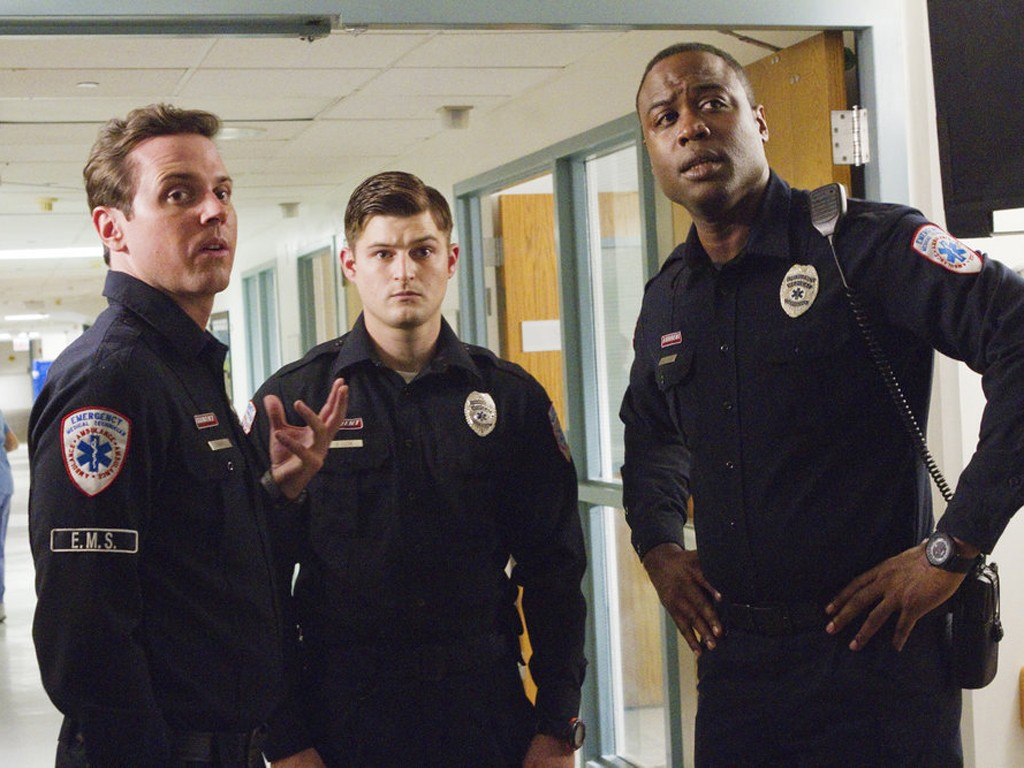 Sirens (2014) - Season 1 Episode 04: Famous Last Words