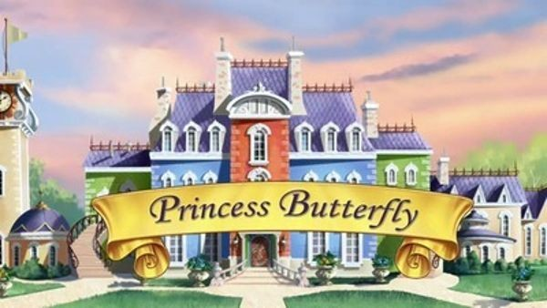 Sofia the First - Season 1 Episode 19: Princess Butterfly