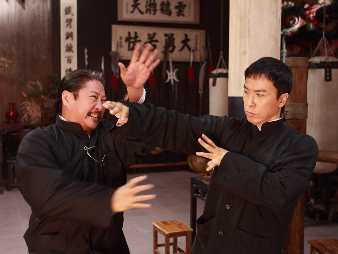 Watch Ip Man 2 Legend Of The Grandmaster Online For Free In Hd