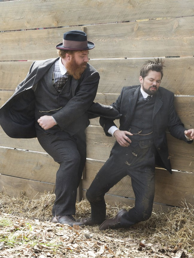 The Knick - Season 2 Episode 7: Williams and Walker
