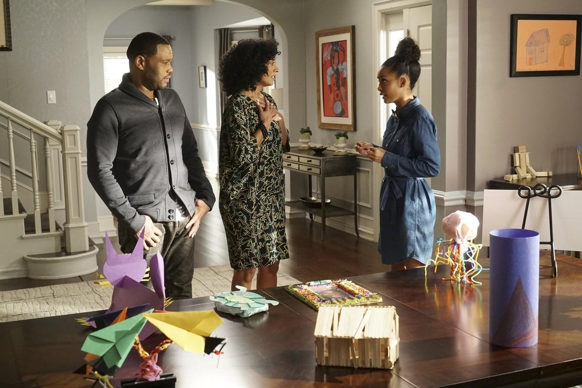 Black-ish - Season 2 Episode 19: The Leftovers