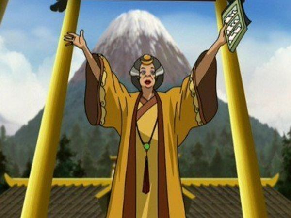 Avatar: The Last Airbender - Book 1: Water Episode 14: The Fortuneteller
