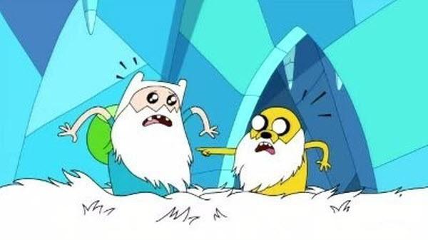 Adventure Time - Season 2 Episode 03: Story Tellin' - Slow Love