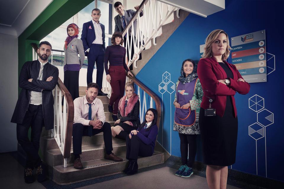 Ackley Bridge- Season 1