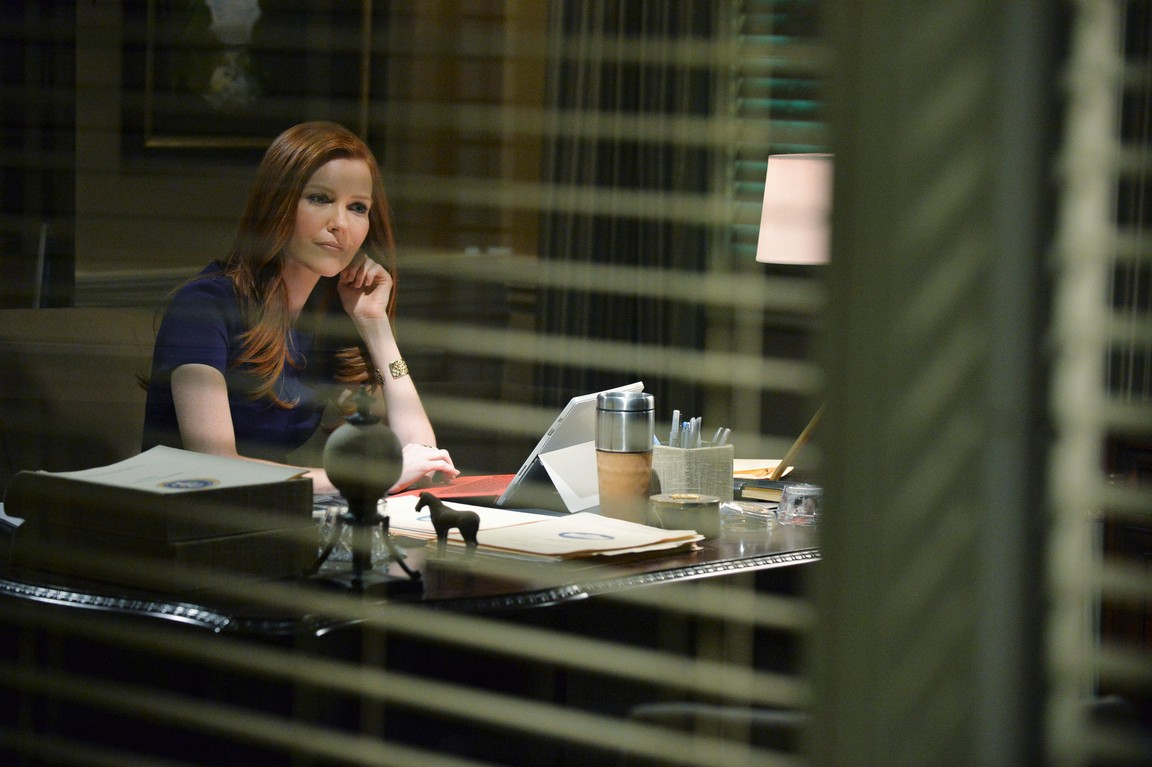 Scandal - Season 4 Episode 07: Baby Made a Mess