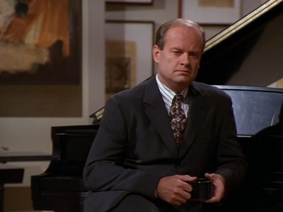 Frasier - Season 5 Episode 19: Frasier Gotta Have It