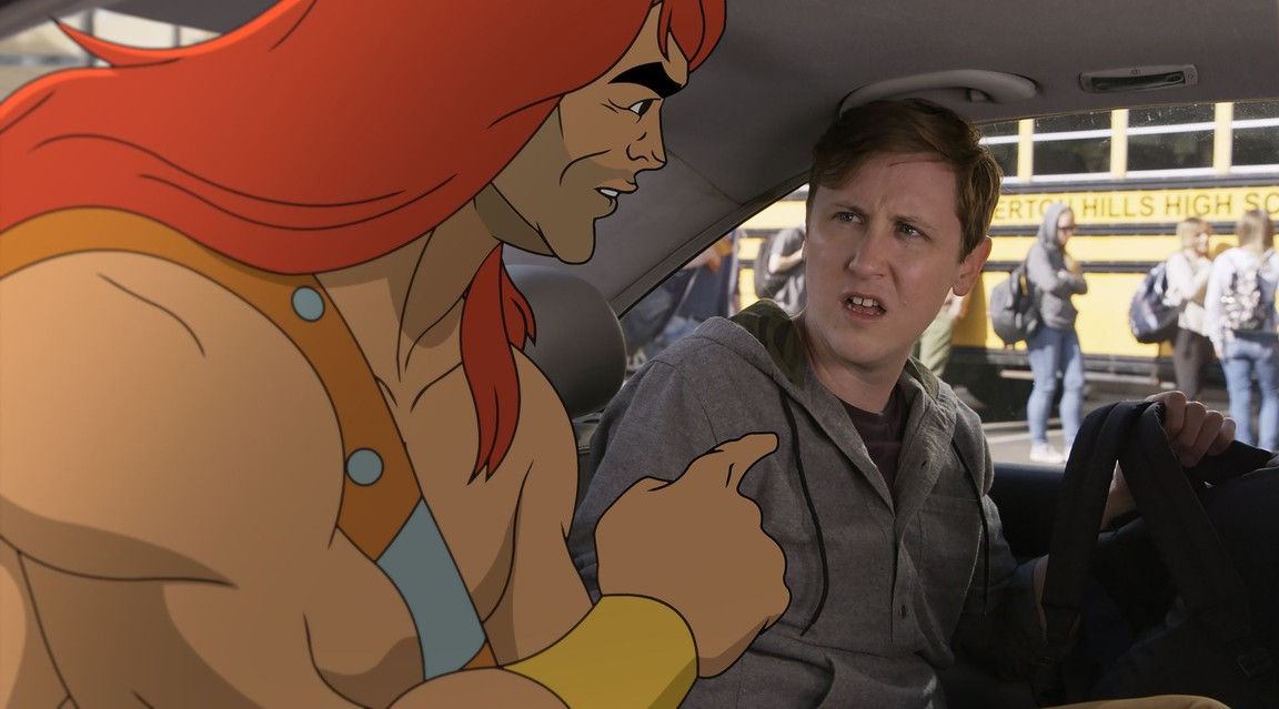 Son of Zorn - Season 1 Episode 05: A Taste of Zephyria