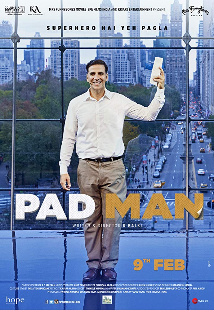 Padman [Sub: Eng]