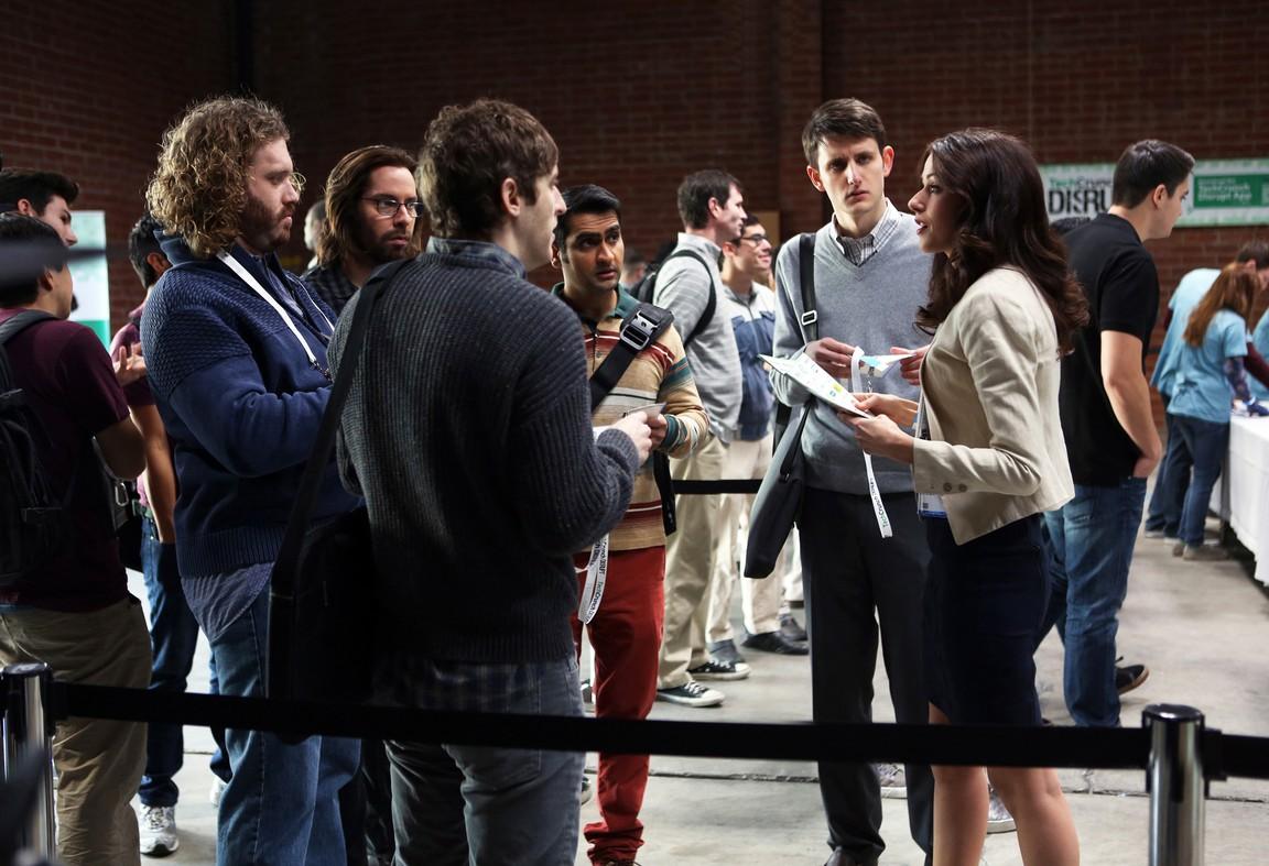 Silicon Valley - Season 1 Episode 7 : Proof of Concept