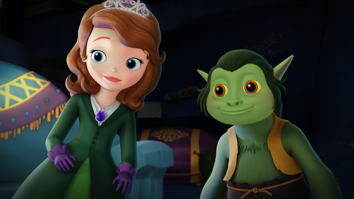 Sofia the First - Season 3 Episode 8: The Fliegel Has Landed
