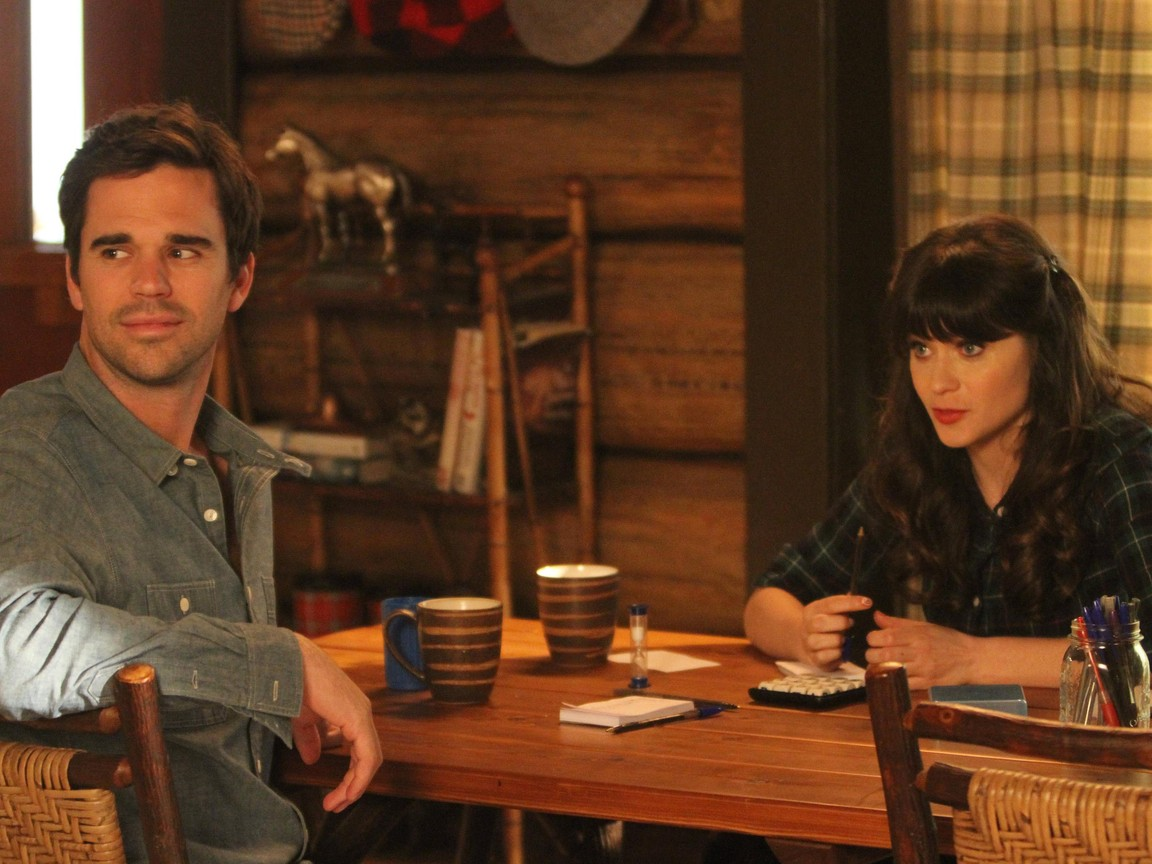 New Girl - Season 2 Episode 12: Cabin