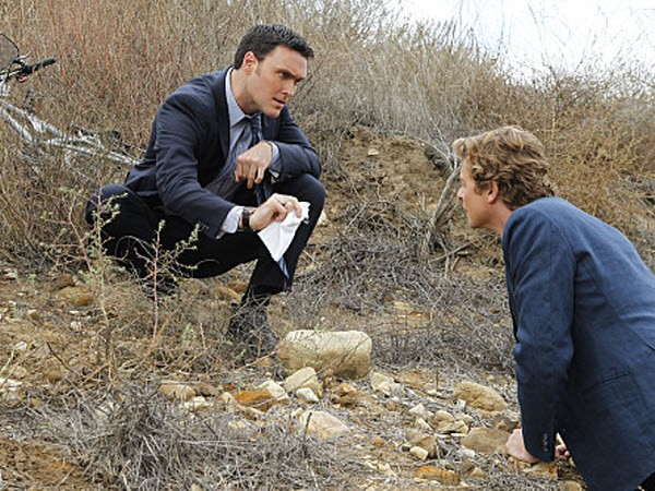The Mentalist - Season 3 Episode 9 : Red Moon