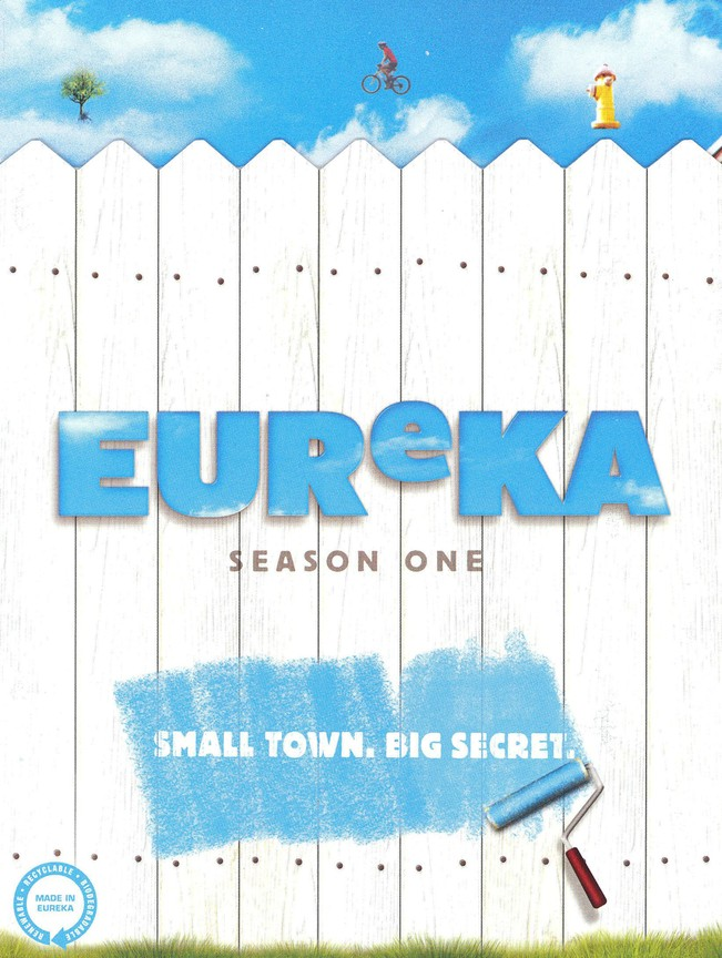 Eureka - Season 1 Episode 07: Blink