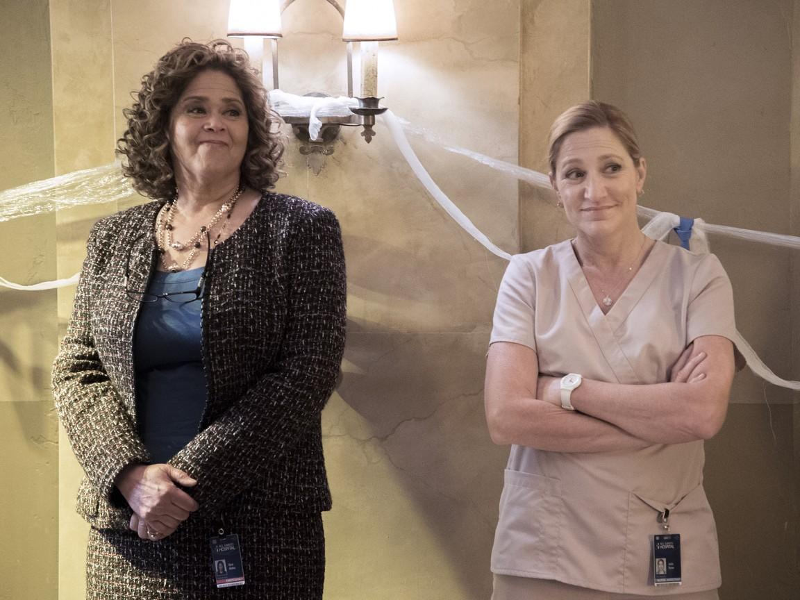 Nurse Jackie - Season 7 Episode 8: Managed Care
