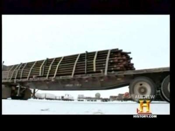 Ice Road Truckers - Season 3 Episode 06: Arctic Ice