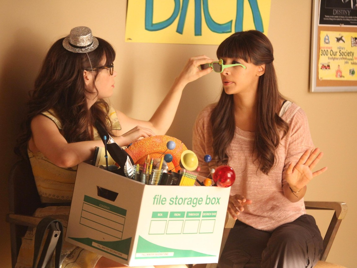 New Girl - Season 2 Episode 1: Re-Launch